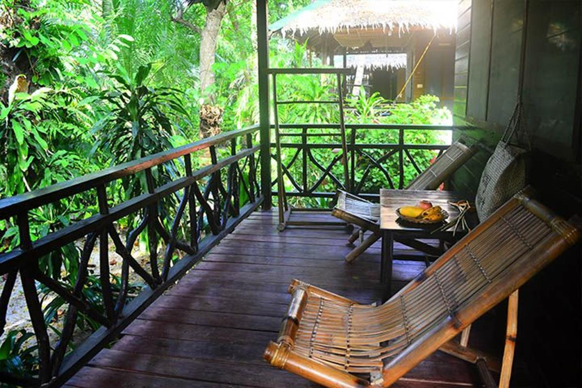 Boracay Beach Resort – Balkon
