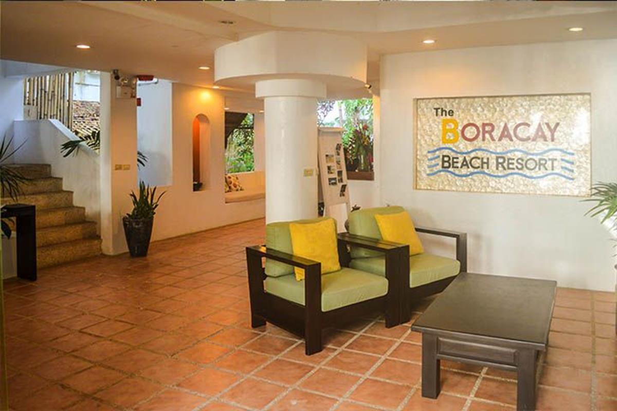 Boracay Beach Resort – Lobby