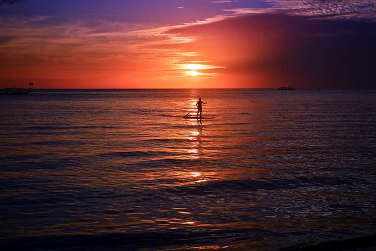 Boracay Beach Resort – Plaża