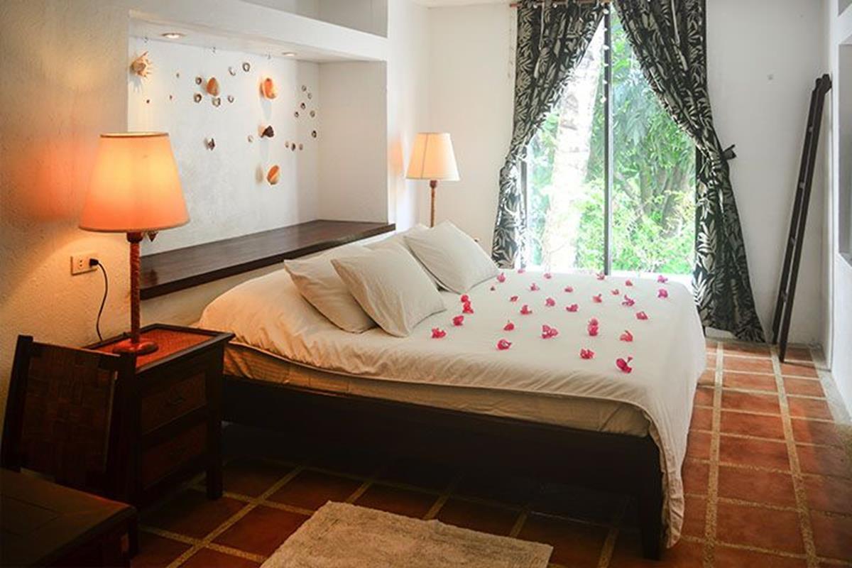 Boracay Beach Resort – Pokój