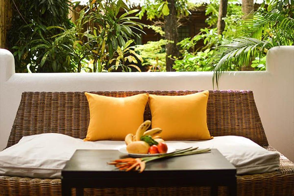 Boracay Beach Resort – Taras