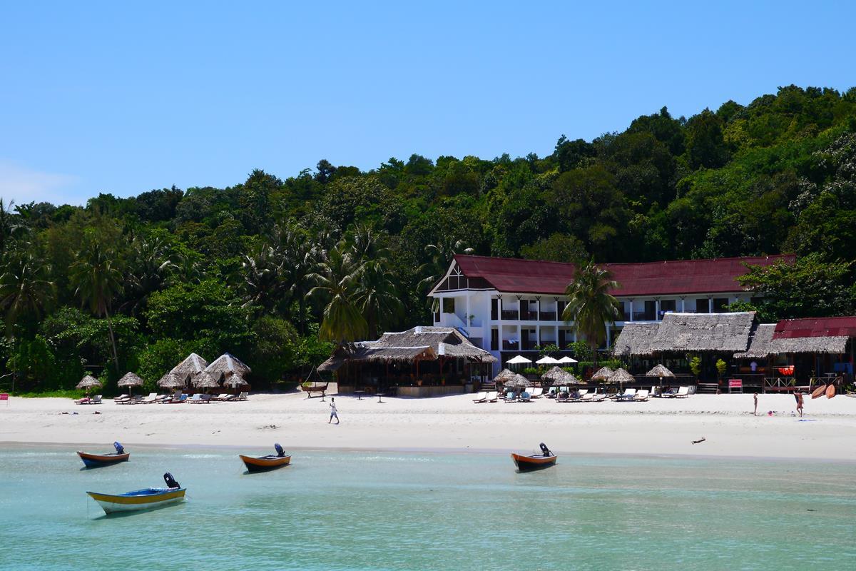 Bubu Resort – Plaża