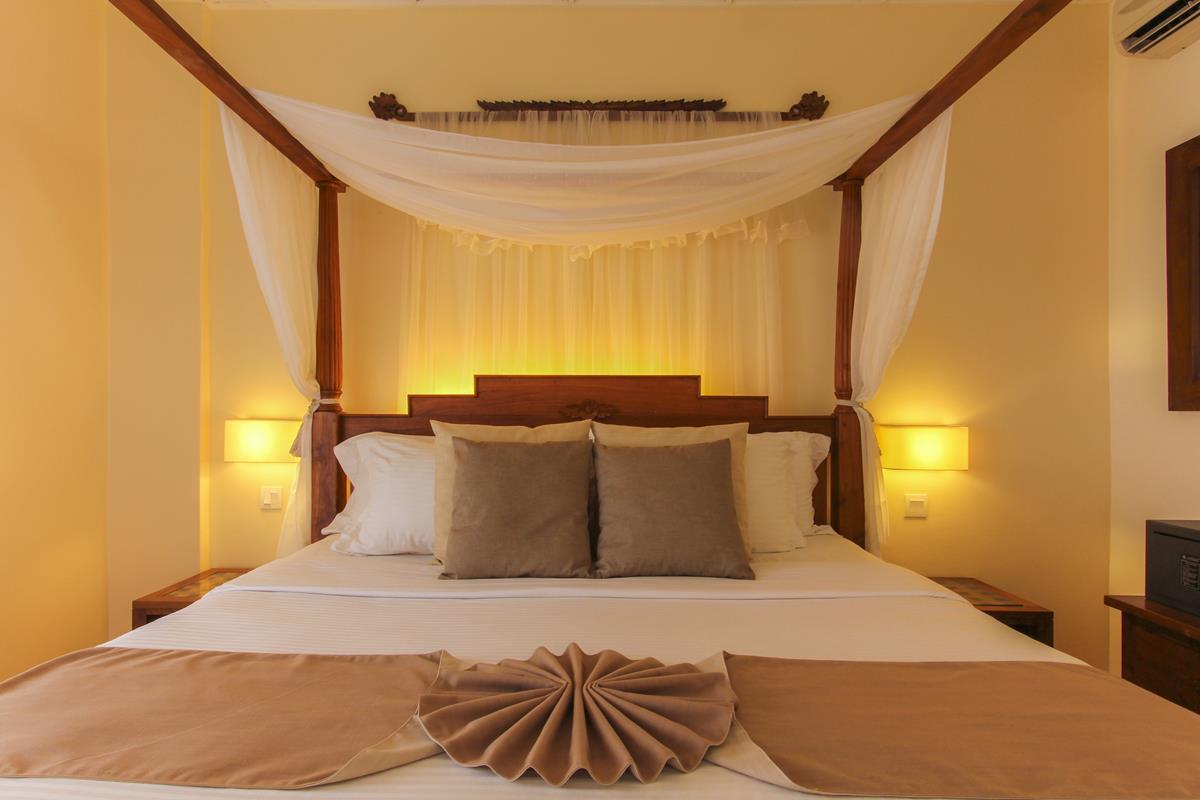 Bubu Resort – Pokój Honeymoon