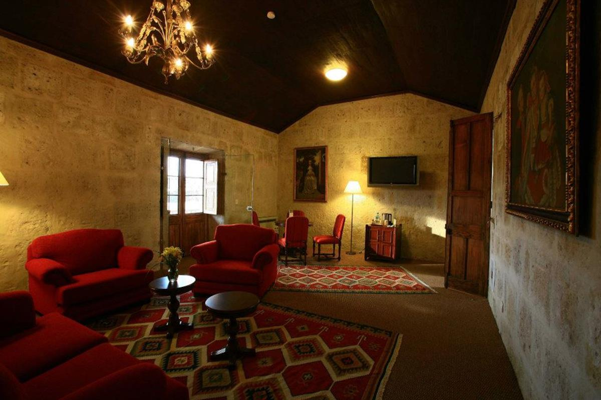 Casa Andina Private – Kawiarnia
