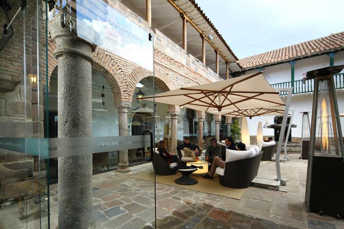 Casa Andina Private – Lobby