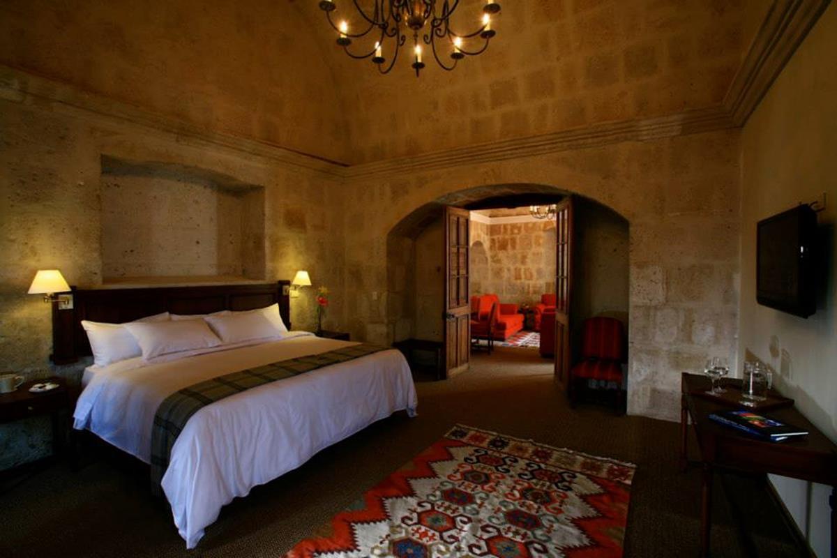 Casa Andina Private – Pokój Suite