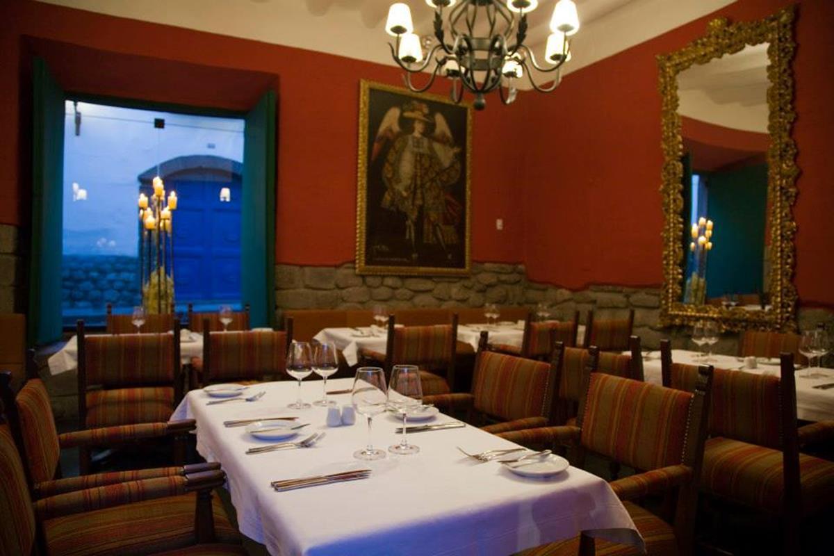 Casa Andina Private – Restauracja