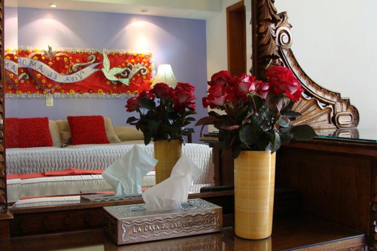 Casa de las Bugambilias – Pokój Iris