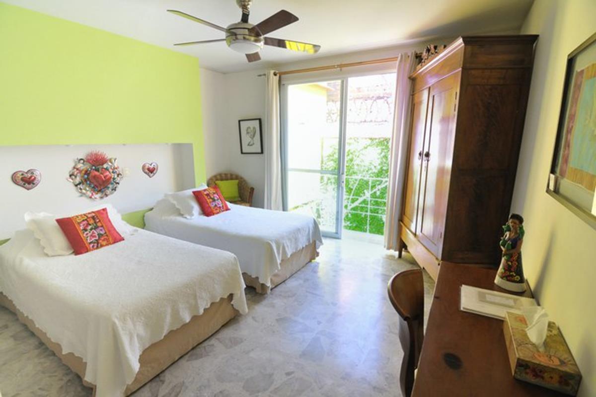 Casa de las Bugambilias – Pokój Magnolias