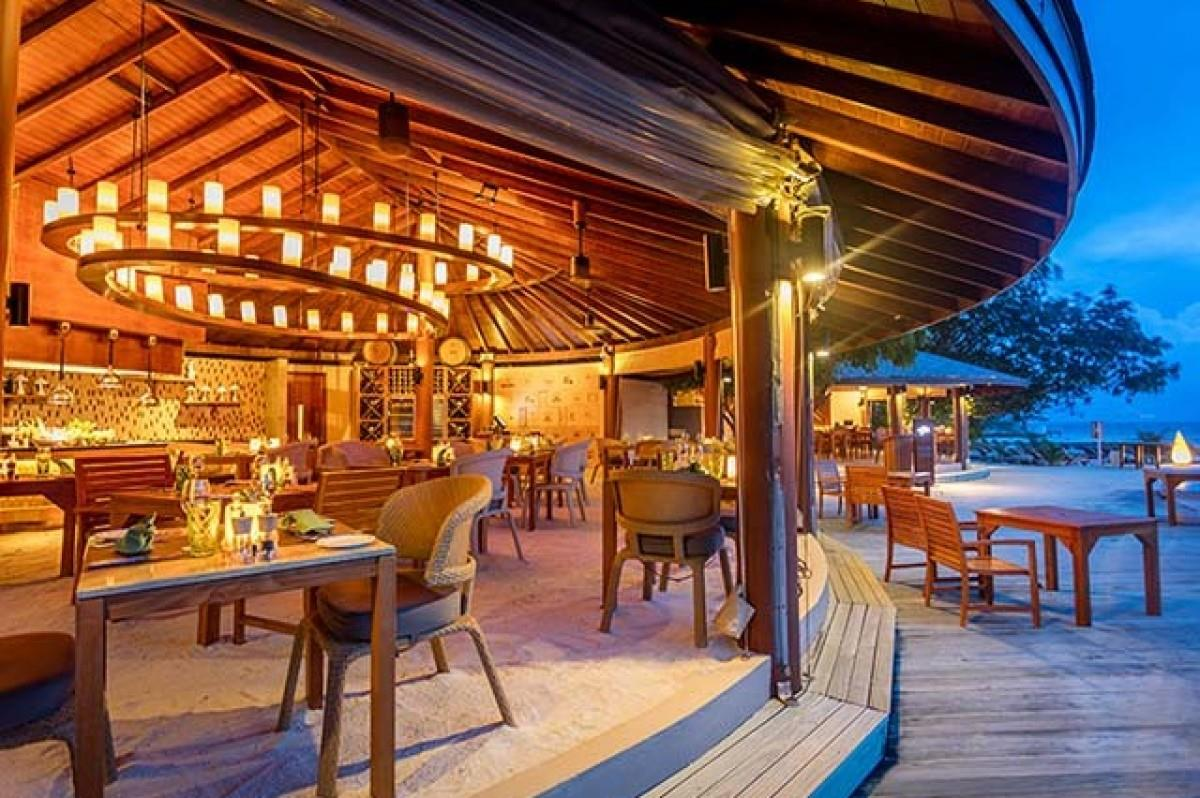 Centara Ras Fushi – Restauracja La Brezza