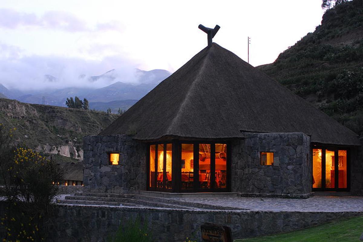 Colca Lodge Restauracja