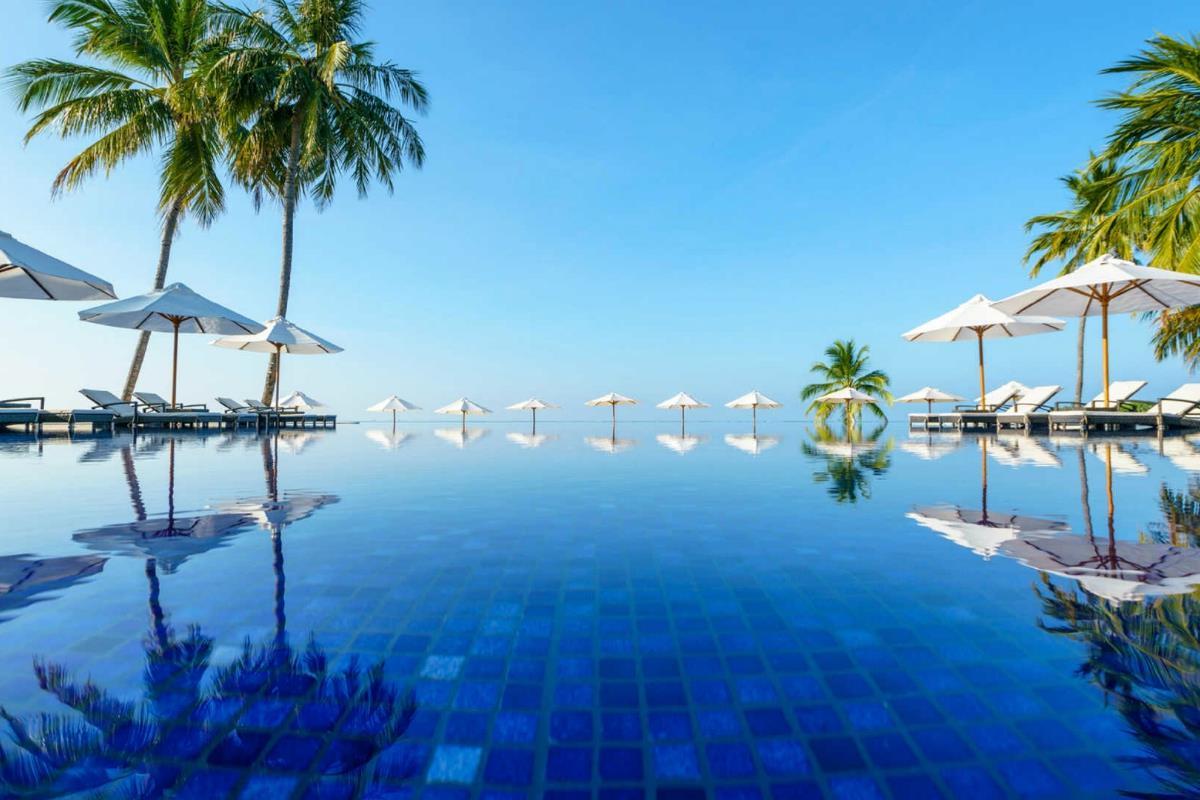 Conrad Maldives Rangali – Basen