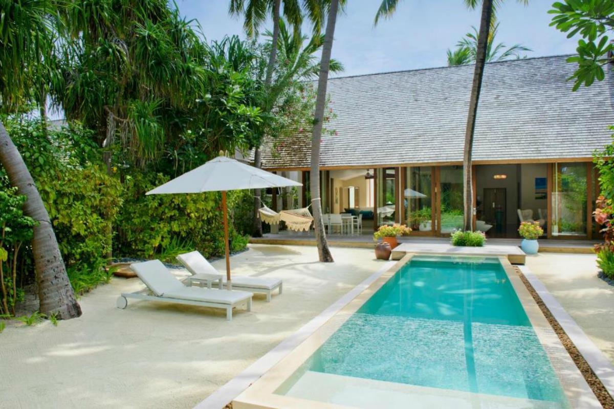 Conrad Maldives Rangali – Beach Suite