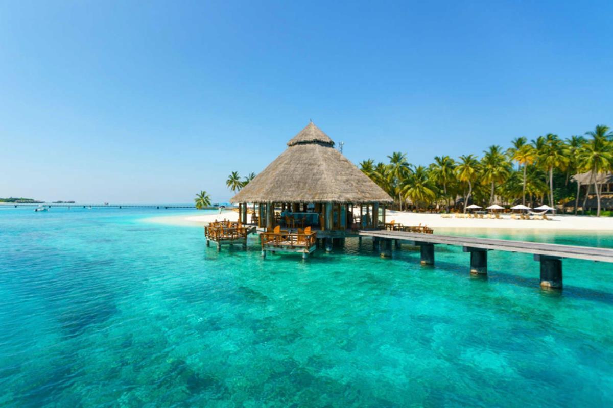 Conrad Maldives Rangali – Restauracja Sunset Grill