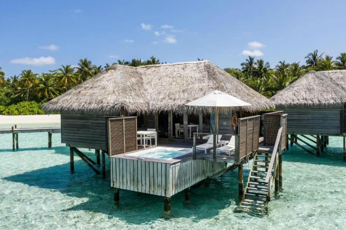 Conrad Maldives Rangali – Willa na wodzie typu Superior