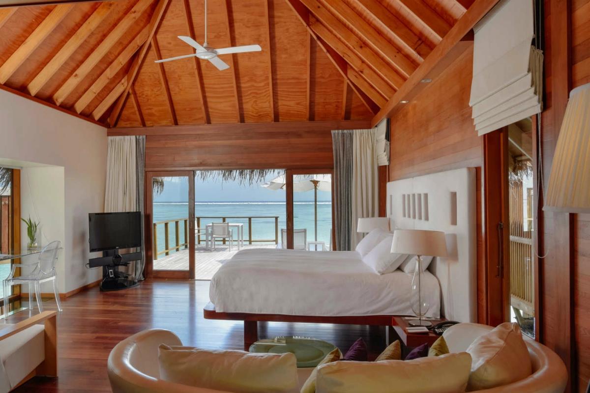 Conrad Maldives Rangali – Willa na wodzie