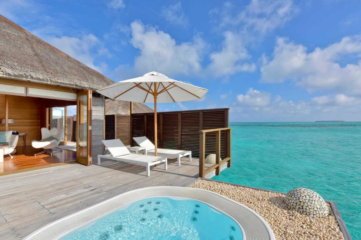 Conrad Maldives Rangali – Wille na wodzie typu Deluxe