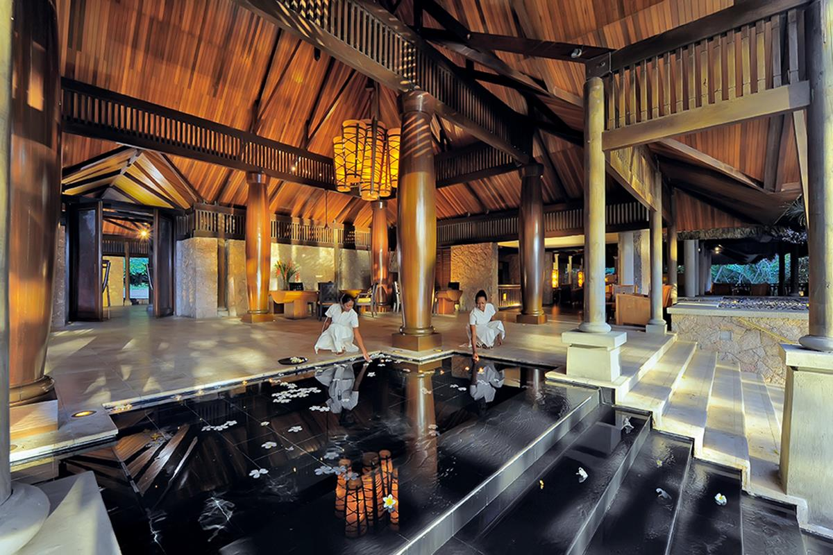 Constance Lemuria Resort – Recepcja