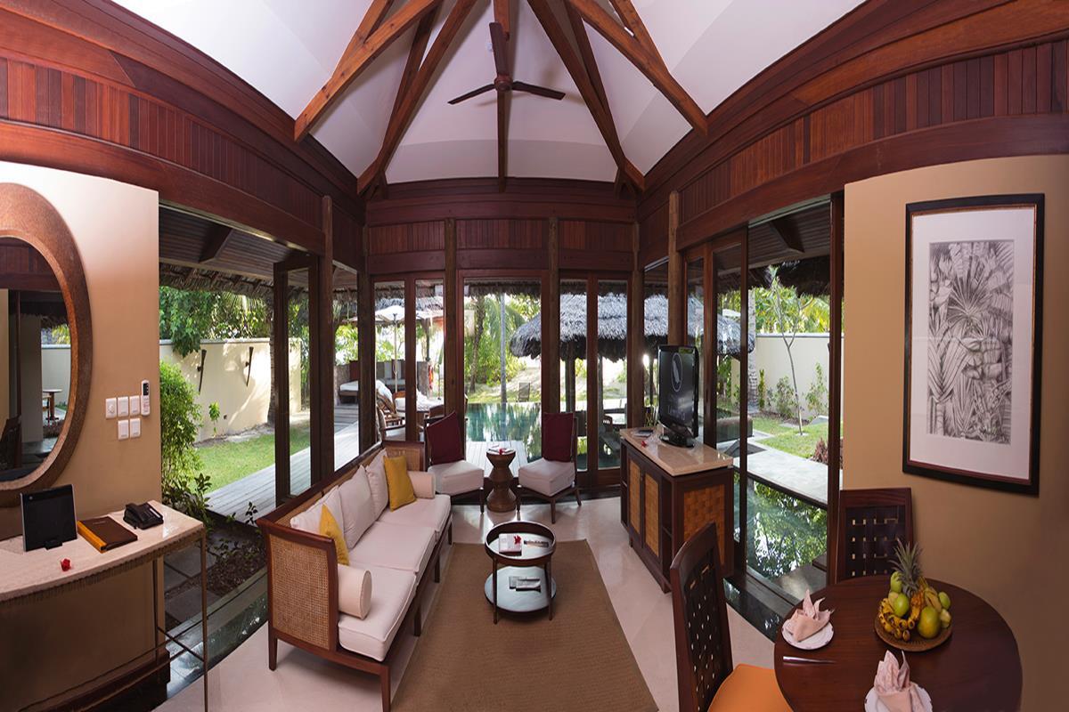 Constance Lemuria Resort – Villa