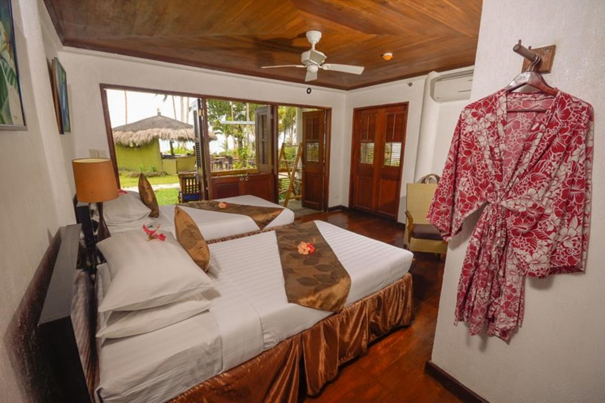 Daluyon Beach and Mountain Resort – Junior Suite