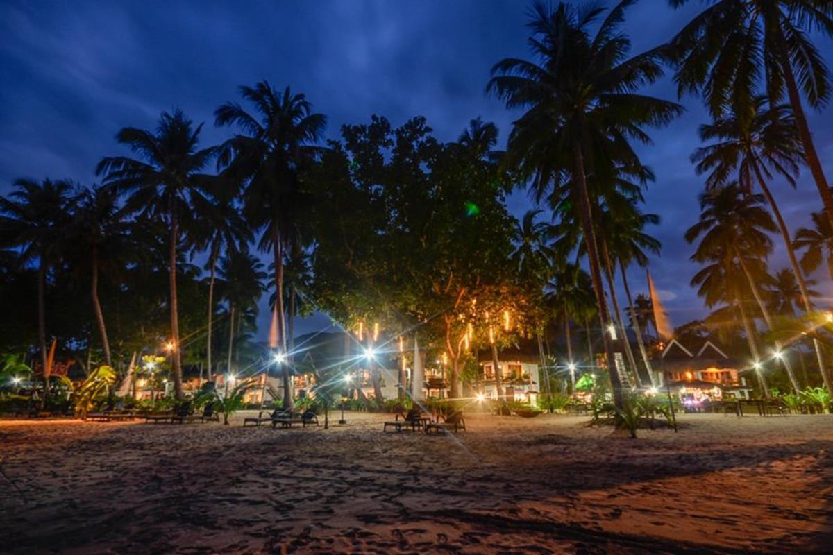 Daluyon Beach and Mountain Resort – Plaża