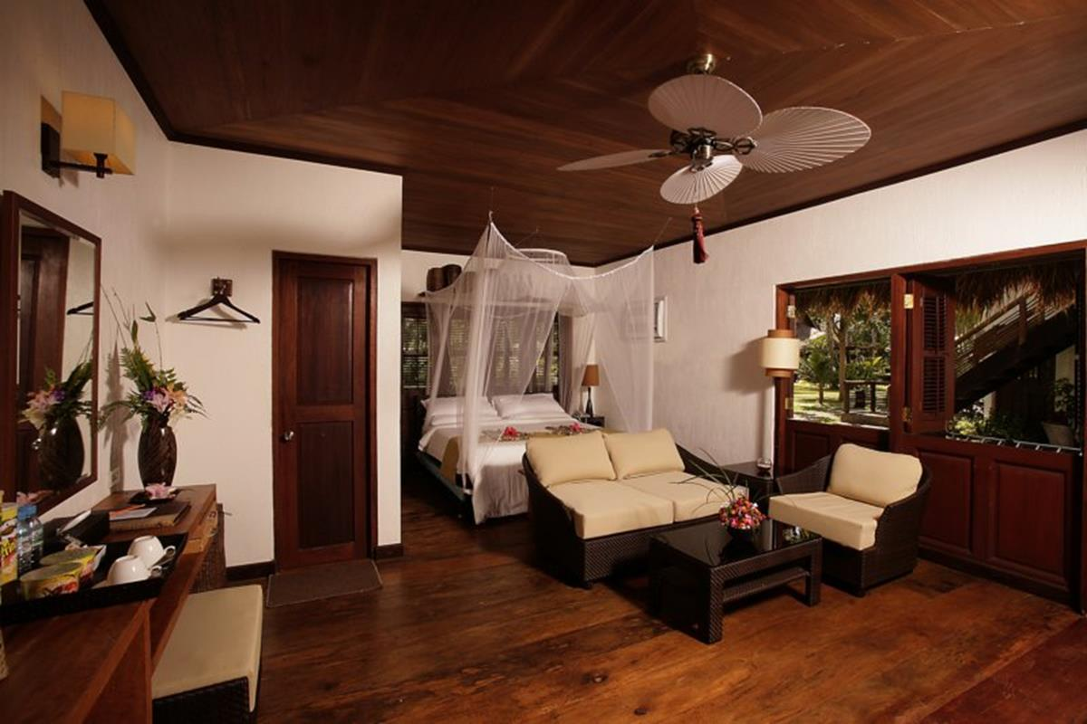 Daluyon Beach and Mountain Resort – Pokój Deluxe