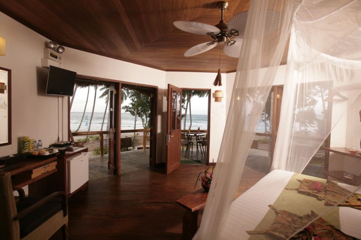 Daluyon Beach and Mountain Resort – Pokój Superior