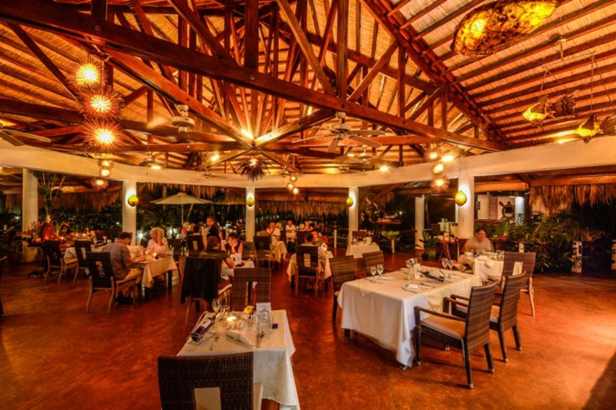 Daluyon Beach and Mountain Resort – Restauracja