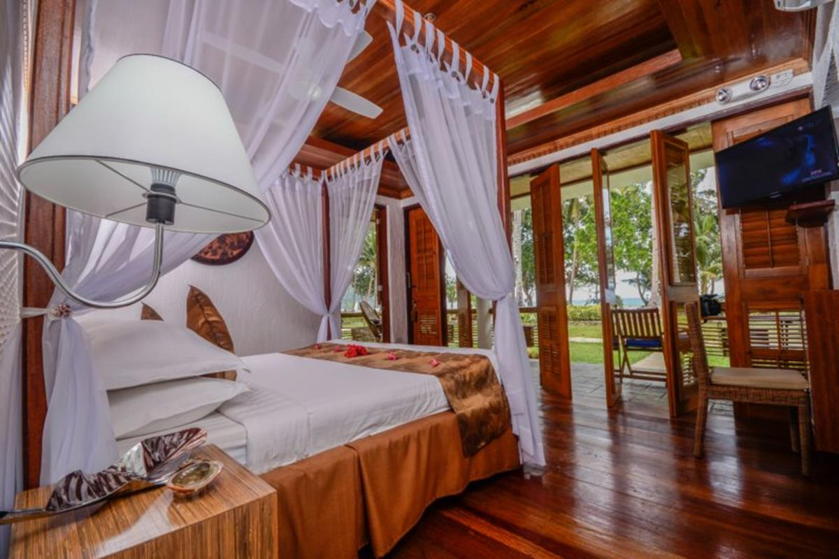 Daluyon Beach and Mountain Resort – Suite