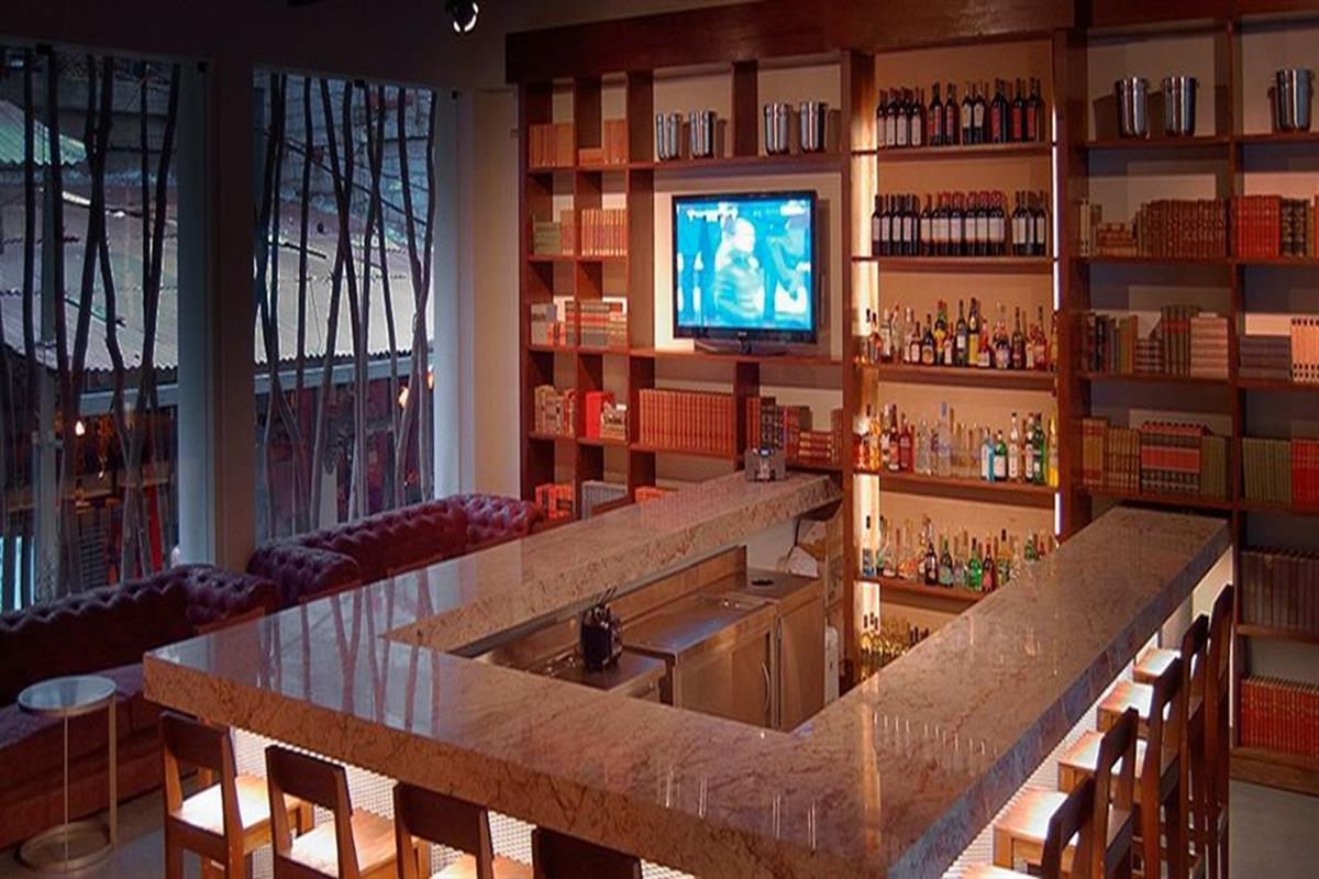 El Mapi Inkaterra – Bar