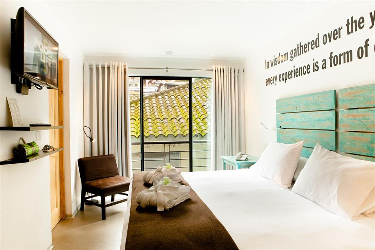El Mapi Inkaterra – Pokój typu Suite