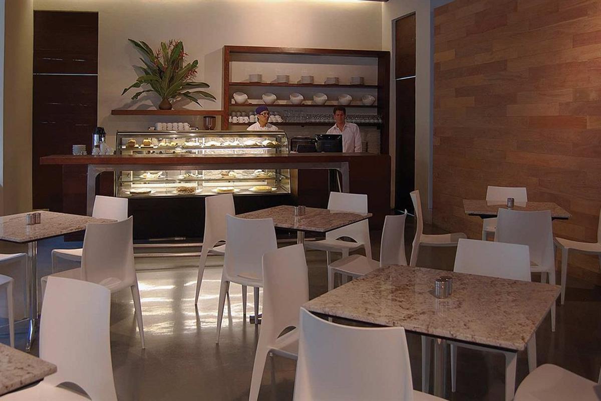 El Mapi Inkaterra – Restauracja