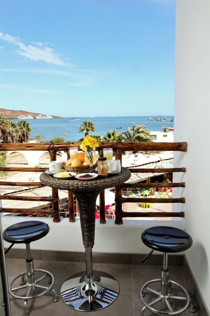 Gran Palma Paracas – Balkon