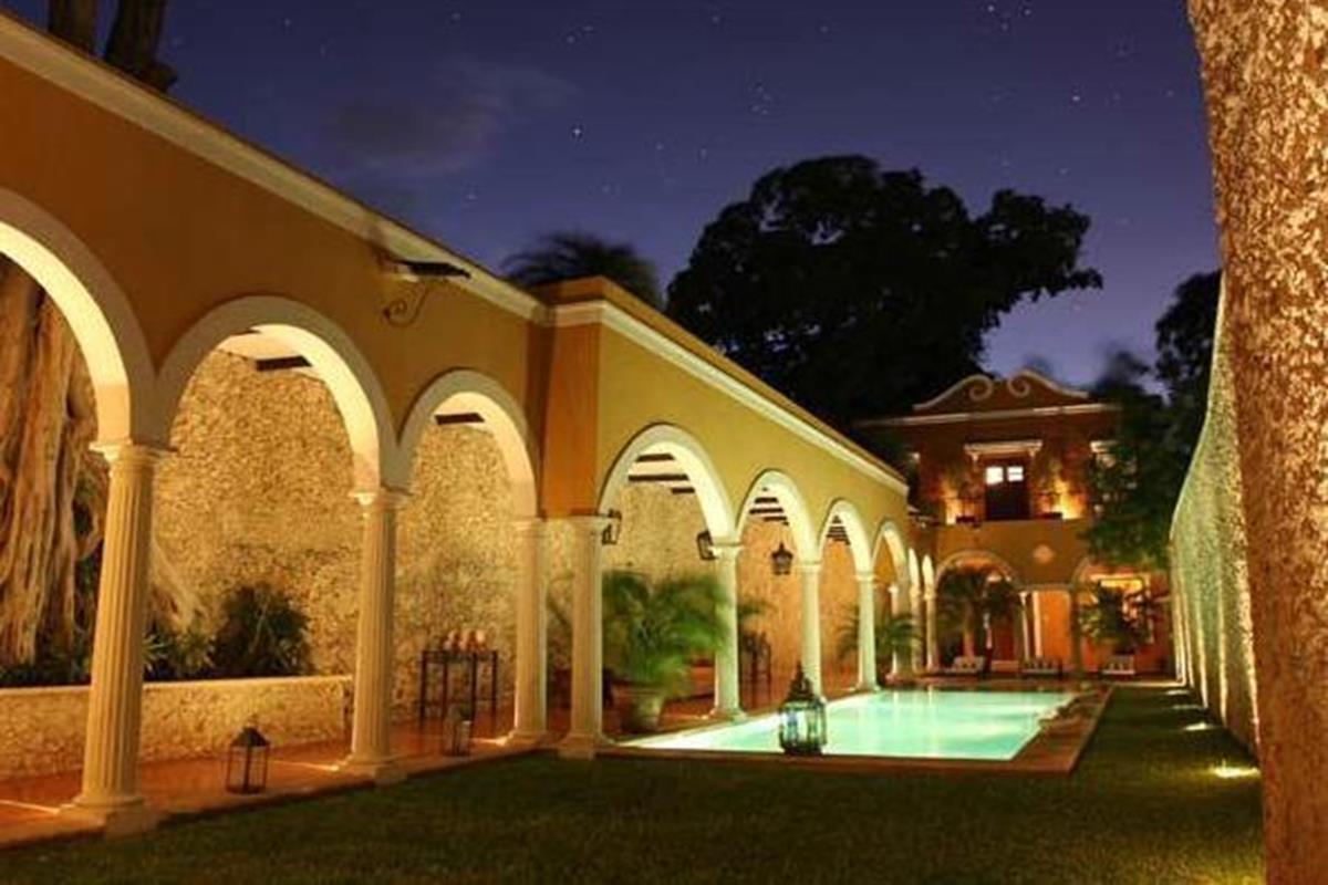 Hacienda Merida – Basen
