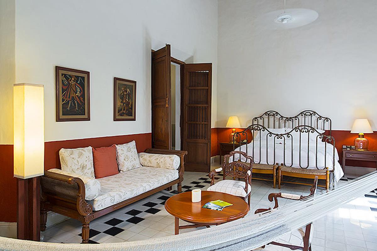Hacienda Temozon – Pokój One King Bed