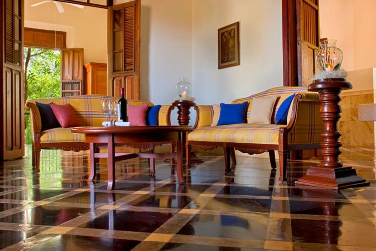 Hacienda Temozon – Presidential Suite