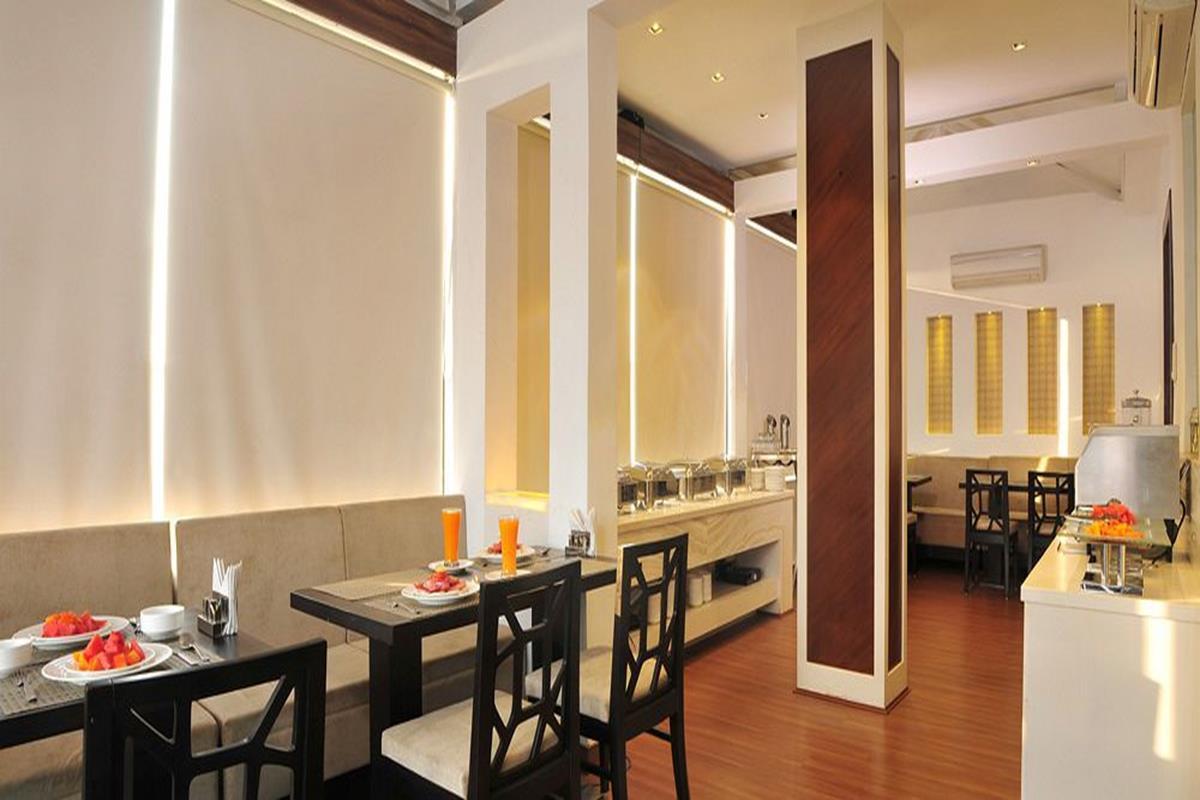 Hotel City Star – Restauracja