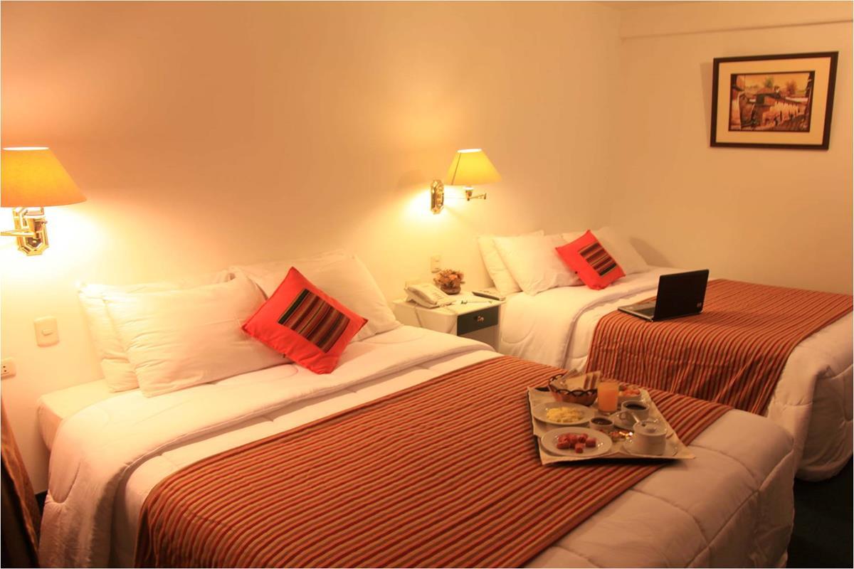 Hotel Hacienda Puno – Pokój