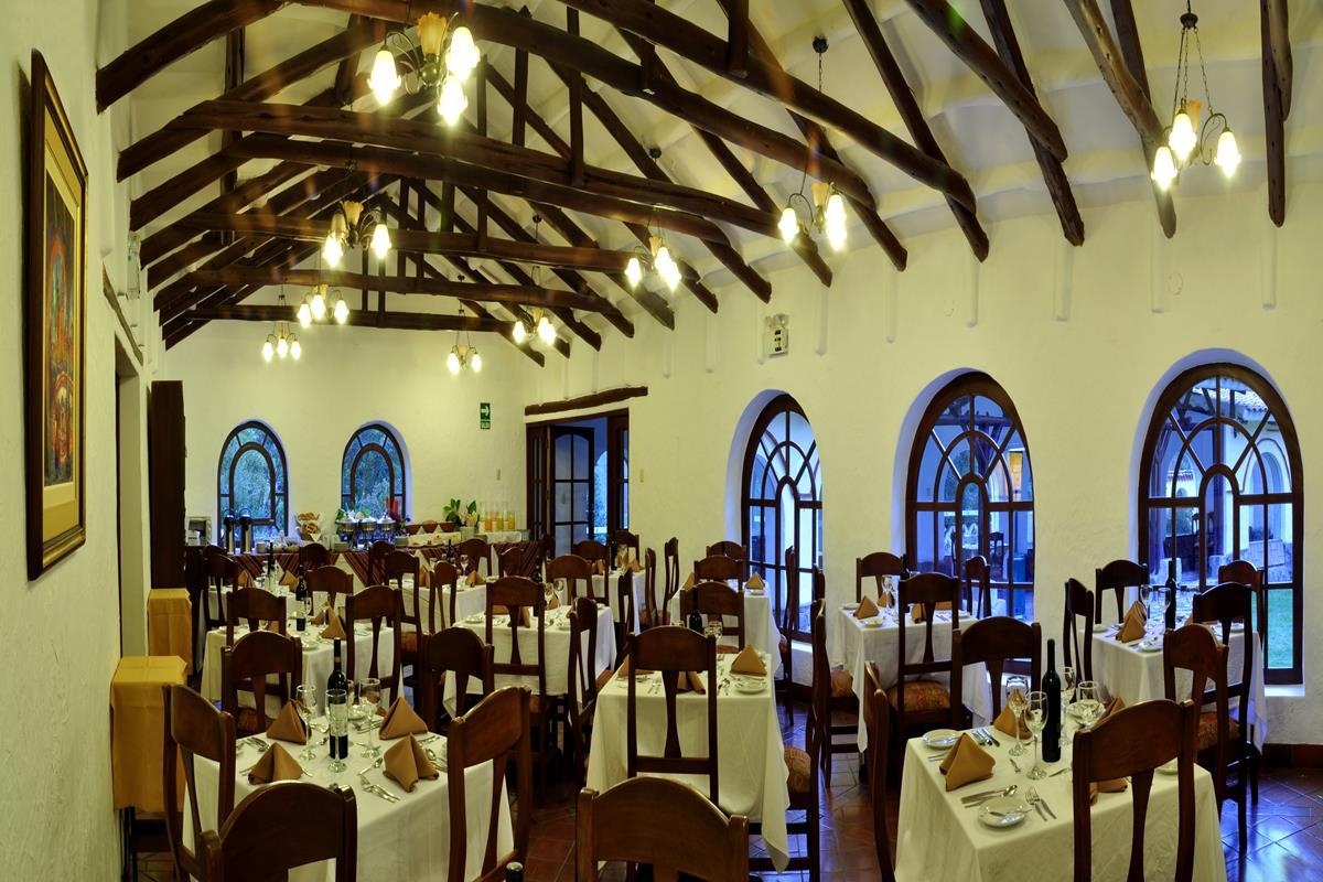 Hotel Hacienda Puno – Restauracja
