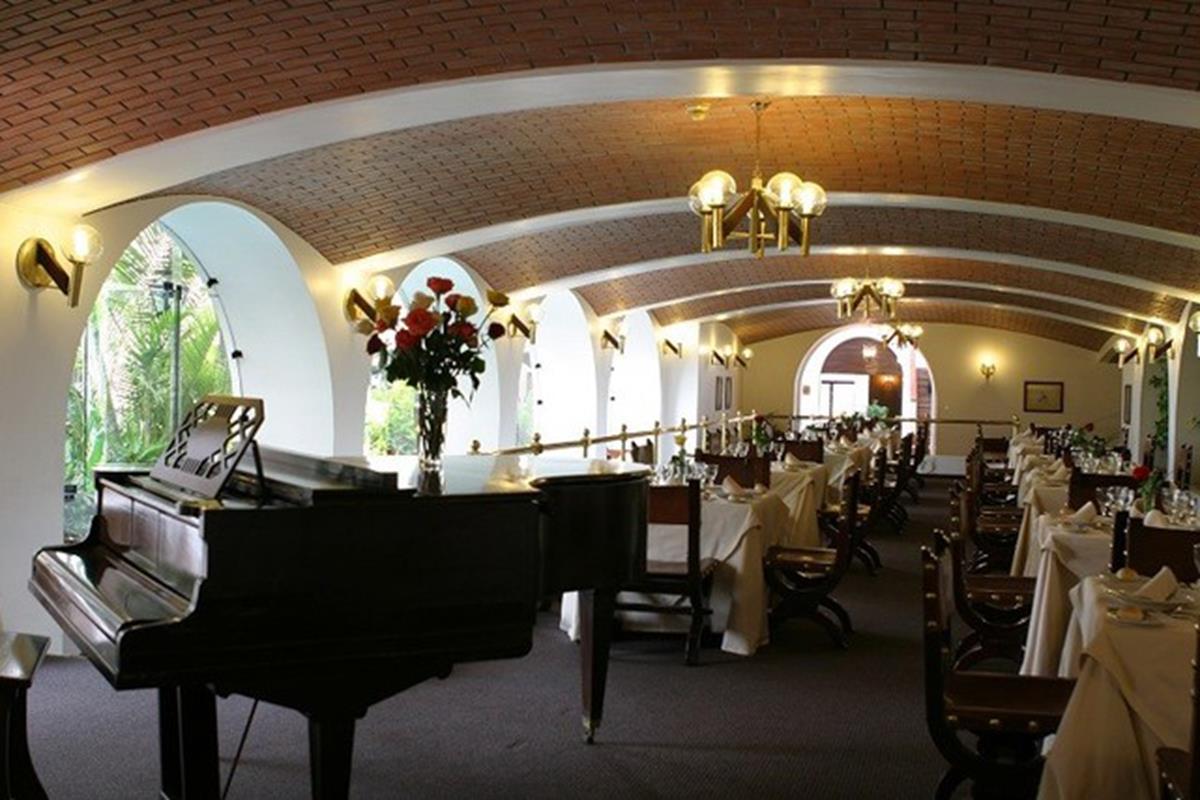 Hotel Libertador Restauracja