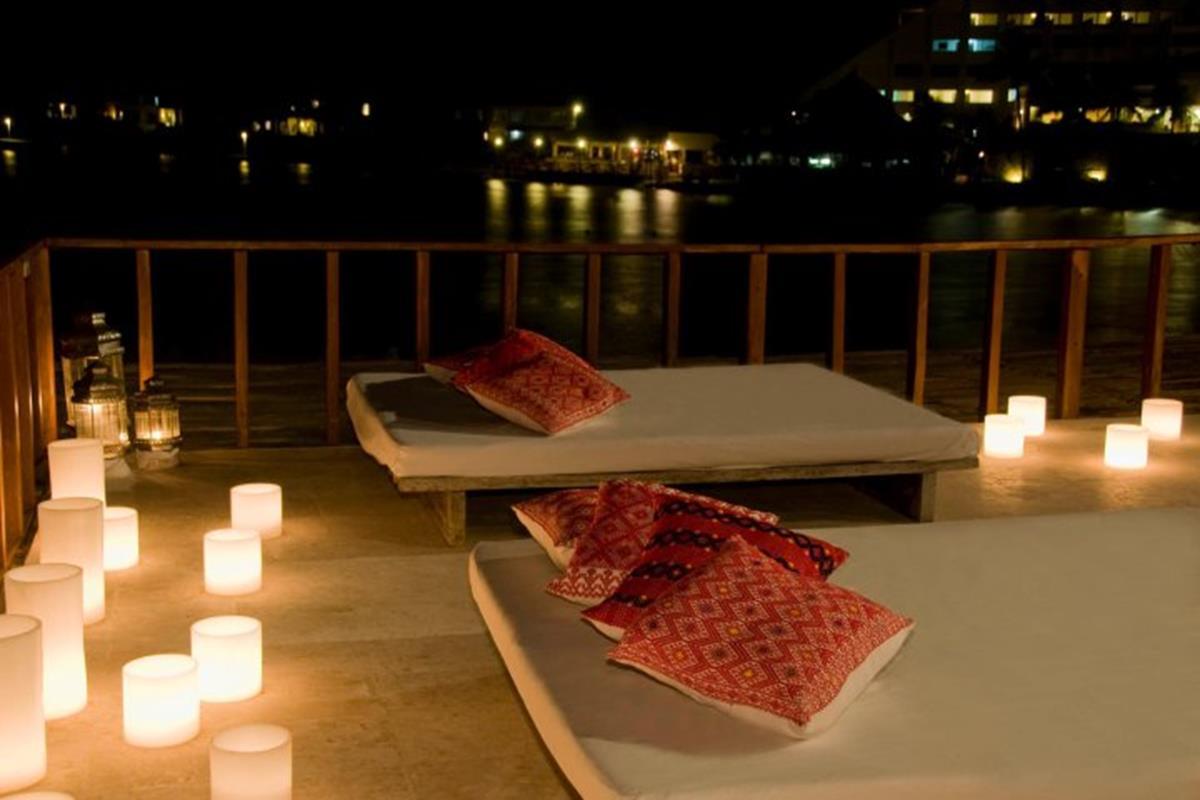 Hotel Na Balam – Lounge