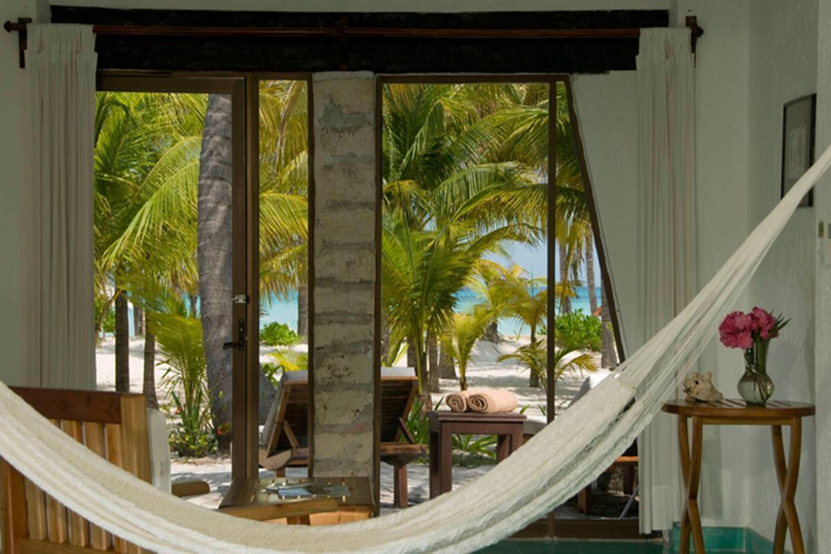 Hotel Na Balam – Pokój Deluxe Ocean View