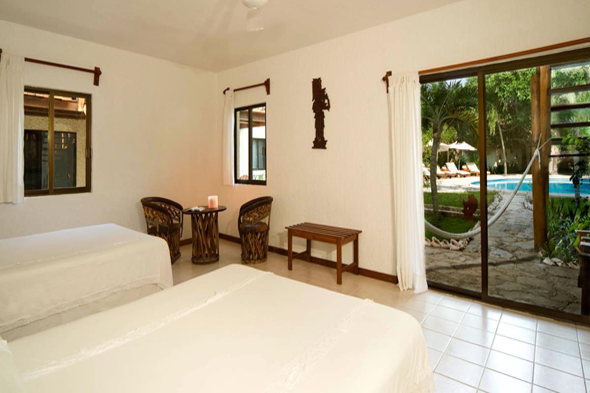 Hotel Na Balam – Pokój Deluxe Pool Side