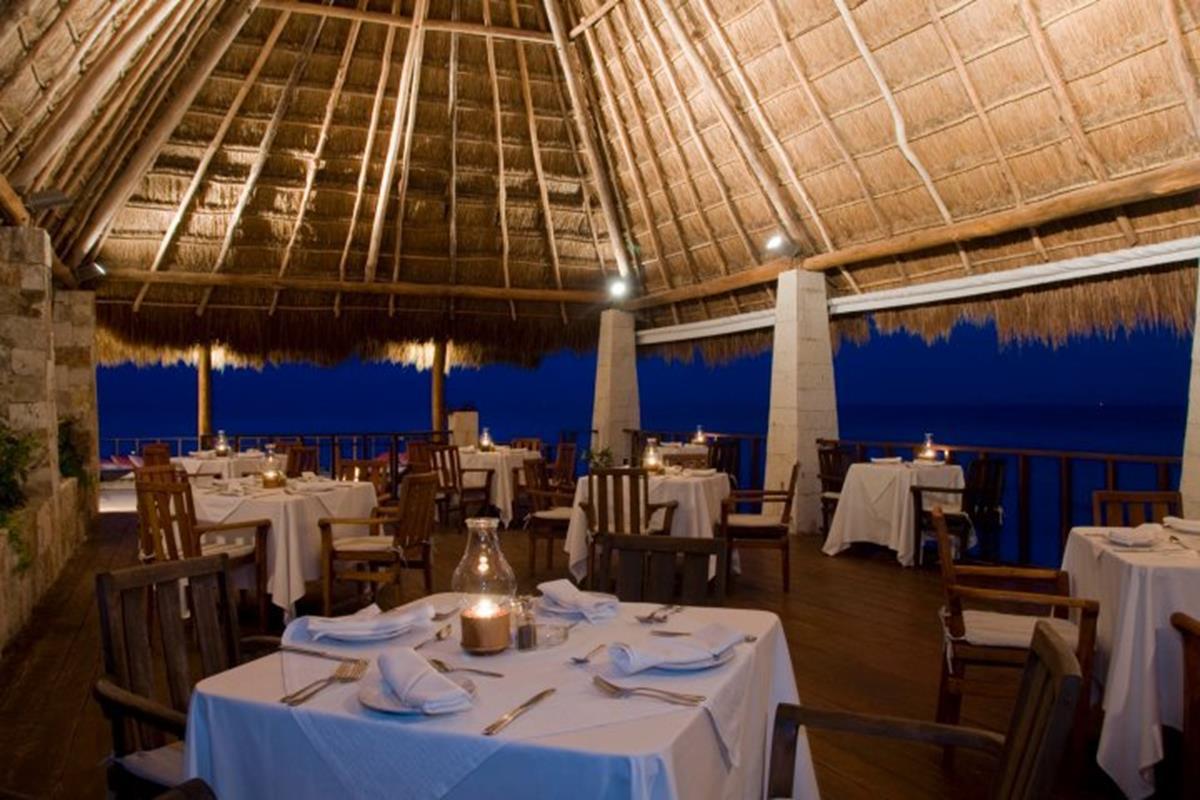 Hotel Na Balam – Restauracja