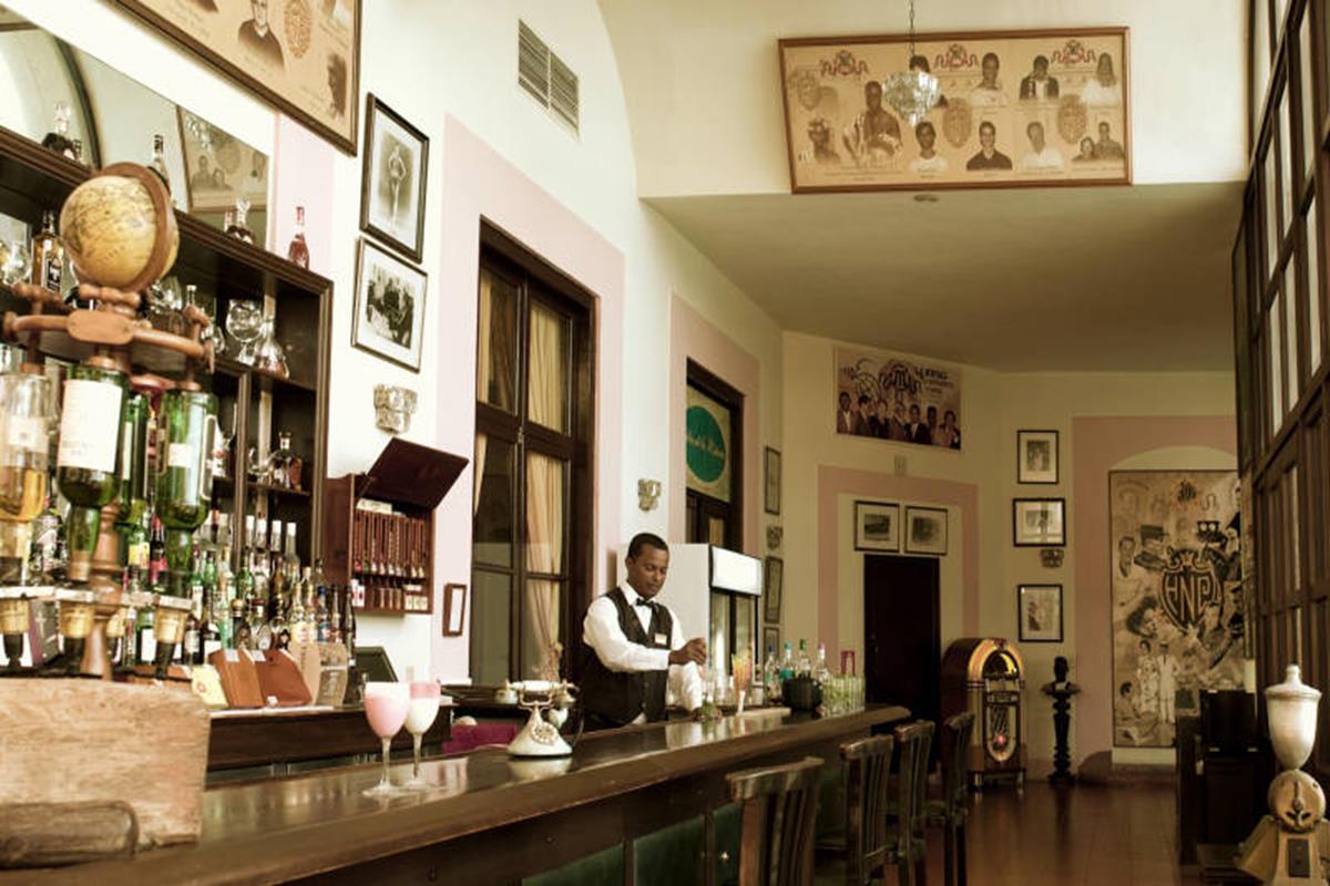 Hotel Nacional de Cuba – Bar