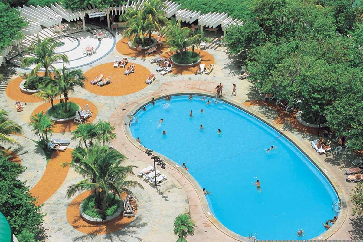 Hotel Nacional de Cuba – Basen