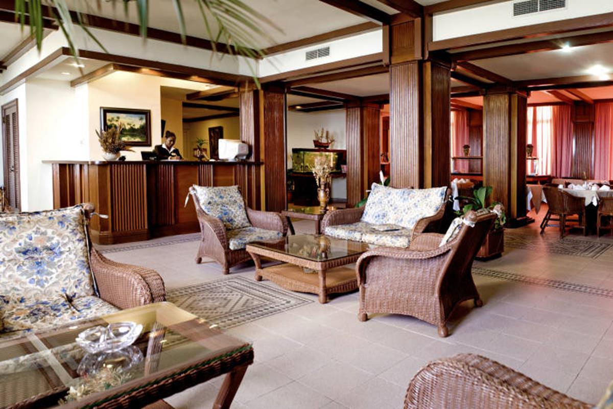 Hotel Nacional de Cuba – Lobby