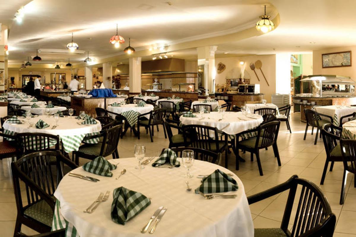 Hotel Nacional de Cuba – Restauracja