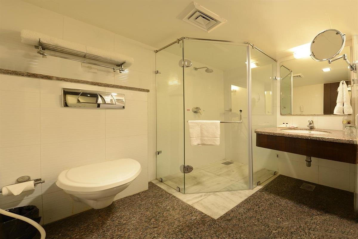 Hotel Taj Resorts – Łazienka
