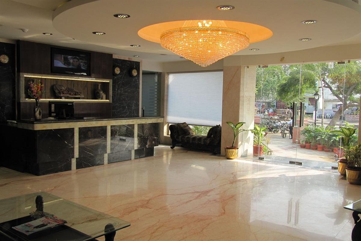 Hotel Taj Resorts – Lobby